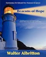 Commentary on Selected New Testament Scriptures Beacons of Hope af Walter Albritton