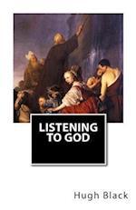 Listening to God af Hugh Black
