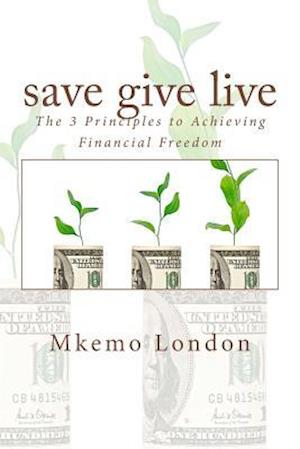 Save Give Live