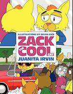 Zack the Cool Cat af Juanita Irvin