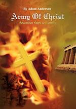 Army of Christ af Adam Anderson