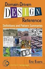Domain-Driven Design Reference: Definitions and Pattern Summaries af Eric Evans