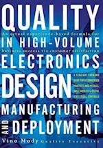 Quality in High-Volume Electronics Design af Vino Mody