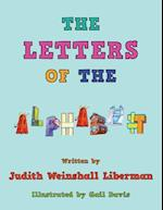 The Letters of the Alphabet af Judith Weinshall Liberman