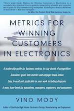 Metrics for Winning Customers in Electronics af Vino Mody