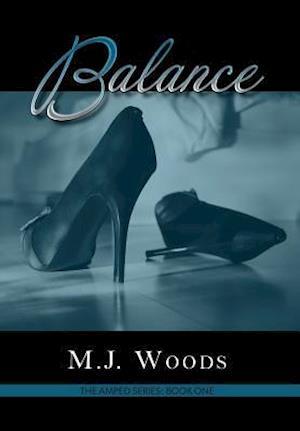 Bog, hardback Balance af M.J. Woods