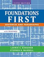 Foundations First With Readings af Laurie G. Kirszner