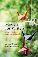 Models for Writers af Alfred Rosa, Paul Eschholz