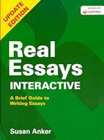 Real Essays Interactive af Susan Anker