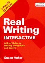 Real Writing Interactive af Susan Anker