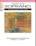 Arias for Soprano (G. SCHIRMER OPERA ANTHOLOGY)