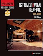 The Hal Leonard Recording Method (Instrument & Vocal Recording, nr. 2)