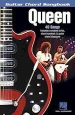 Guitar Chord Songbook af Queen