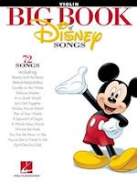 The Big Book of Disney Songs (Big Book of Disney Songs)