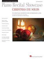 Piano Recital Showcase: Christmas Eve Solos (Hal Leonard Student Piano Library)