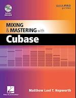 Mixing and Mastering With Cubase (Quick Pro Guides)