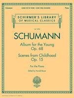 Robert Schumann (Schirmer's Library of Musical Classics)