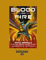 Blood and Fire (1 Volume Set) af David Gerrold