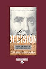 The Great Decision af David McKean, Sloan Cliff