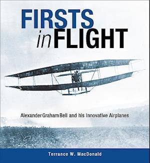 Bog, paperback Firsts in Flight af Terrance W. MacDonald