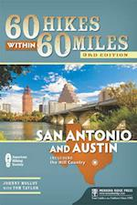 60 Hikes within 60 Miles: San Antonio and Austin af Johnny Molloy