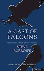 A Cast of Falcons af Steve Burrows