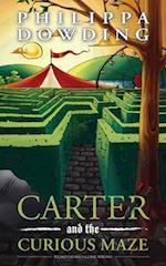 Carter and the Curious Maze (Weird Stories Gone Wrong)