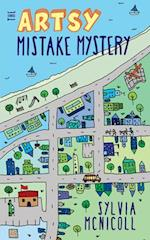The Artsy Mistake Mystery (Great Mistake Mysteries, nr. 2)
