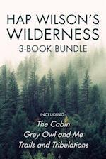 Hap Wilson's Wilderness 3-Book Bundle