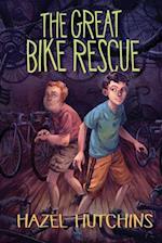 The Great Bike Rescue af Hazel Hutchins