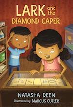 Lark and the Diamond Caper (Orca Echoes)