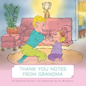 Thank You Notes from Grandma