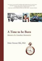 A Time to Be Born af Peter Penner