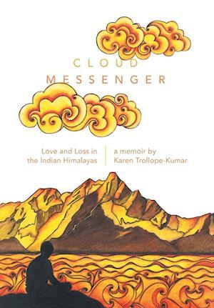 Bog, hardback Cloud Messenger af Karen Trollope-Kumar