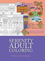 Serenity Adult Colouring af Patricia Timmermans