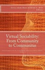 Virtual Sociability af Sorin Adam Matei