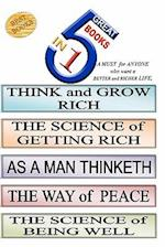 5 Great Books in 1 af James Allen Wallace D. W. Napoleon Hill