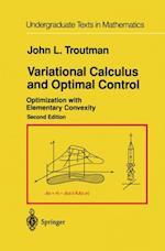 Variational Calculus and Optimal Control (Undergraduate Texts in Mathematics)