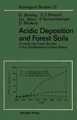 Acidic Deposition and Forest Soils (ECOLOGICAL STUDIES)