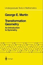 Transformation Geometry (Undergraduate Texts in Mathematics)