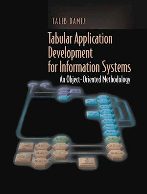 Tabular Application Development for Information Systems