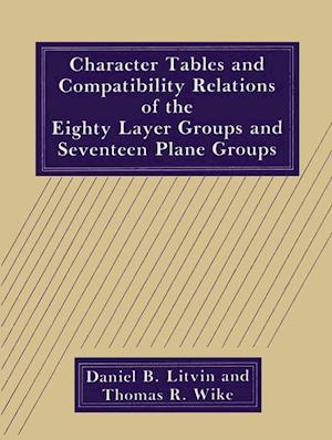 Character Tables and Compatibility Relations of the Eighty Layer Groups and Seventeen Plane Groups