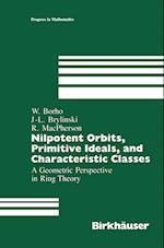 Nilpotent Orbits, Primitive Ideals, and Characteristic Classes af Walter Borho