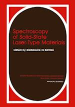 Spectroscopy of Solid-State Laser-Type Materials (Ettore Majorana International Science Series)