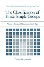 The Classification of Finite Simple Groups af Daniel Gorenstein