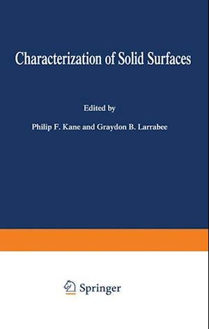 Characterization of Solid Surfaces