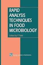 Rapid Analysis Techniques in Food Microbiology af P. Patel