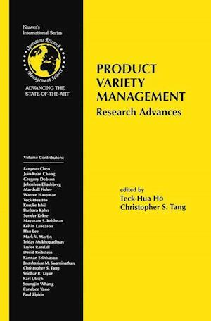 Product Variety Management : Research Advances