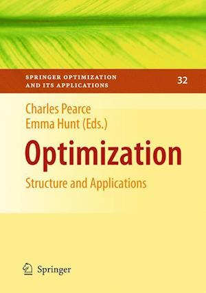 Optimization : Structure and Applications