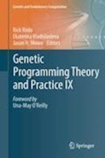 Genetic Programming Theory and Practice af Rick Riolo, Ekaterina Vladislavleva, Jason H Moore